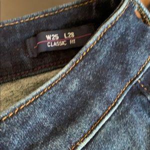 Vigoss Jeans - NWT Vigoss dark wash jeans